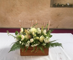Guildhall Ceremony table