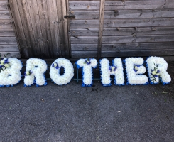 Brother Funeral Tribute