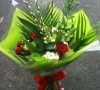 Hand-tied Bouquet with Pussy Willow -