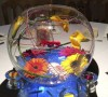 Large Gold Fish Bowl -