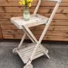 Wooden Trolley -