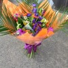 Bright and Vibrant Hand-tied Bouquet -
