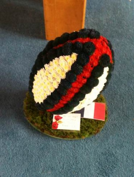 Rugby Ball -