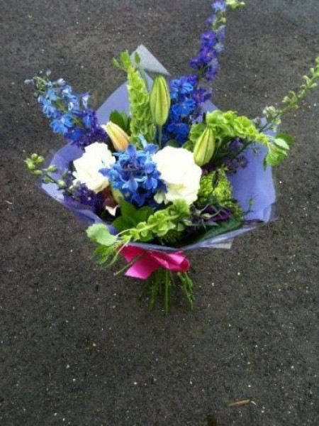 Summer Hand Tied Bouquet -