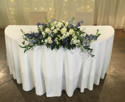 Farbridge Ceremony table