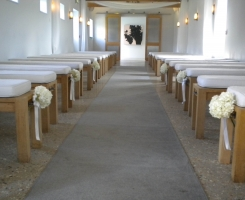 Southend Barn Ceremony Room