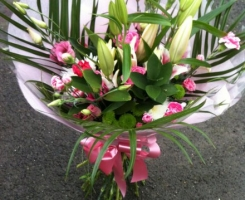 lily-handtied