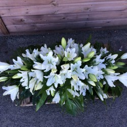 Oriental Lilies Double Ended Spray