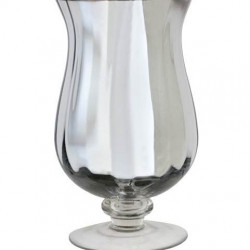 Silver - Mirrored Glassware