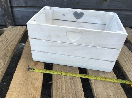 Wooden Boxes -