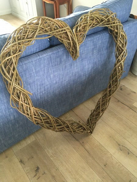 Wicker Heart -