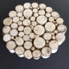 Birch Wood Slices -