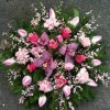 Pink Orchid Posy